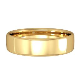 Bombe Court 5mm Wedding Band