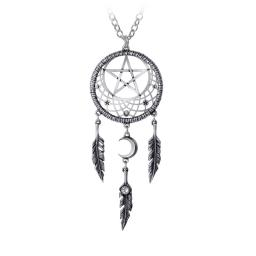 Pagan Dream Catcher Pendant
