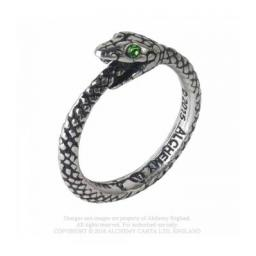 The Sophia Serpent Ring L