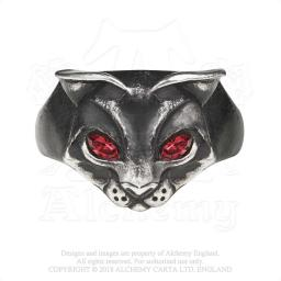 Bastet Goddess Ring